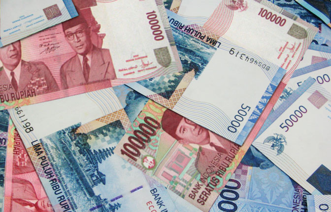 Rupiah Menguat, Sentimen Internal dan Eksternal Positif