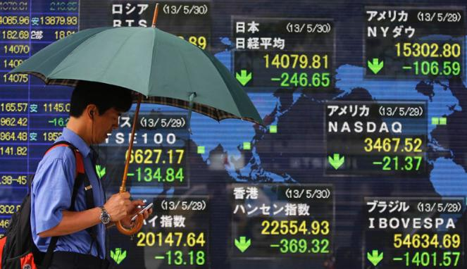 Wall Street Menguat Ditopang Saham Internet